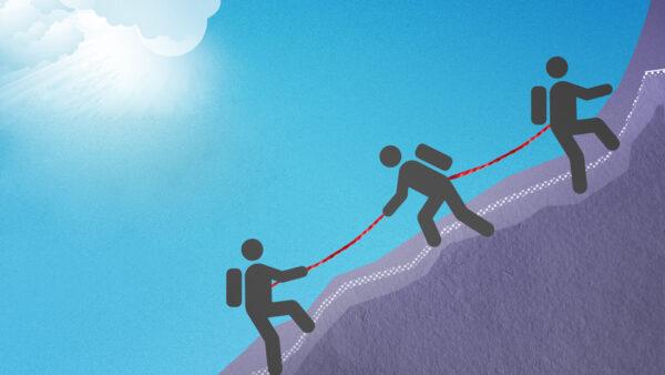 رشد از طریق آموزش فروش در بازاریابی شبکه ای